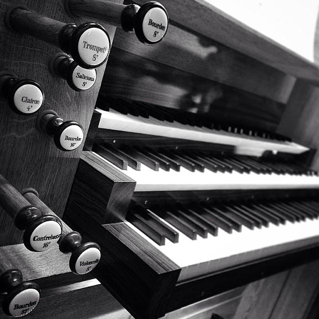 Claviers de Pentemont