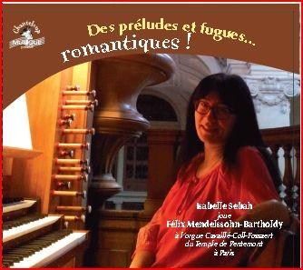 Image CD Mendelssohn